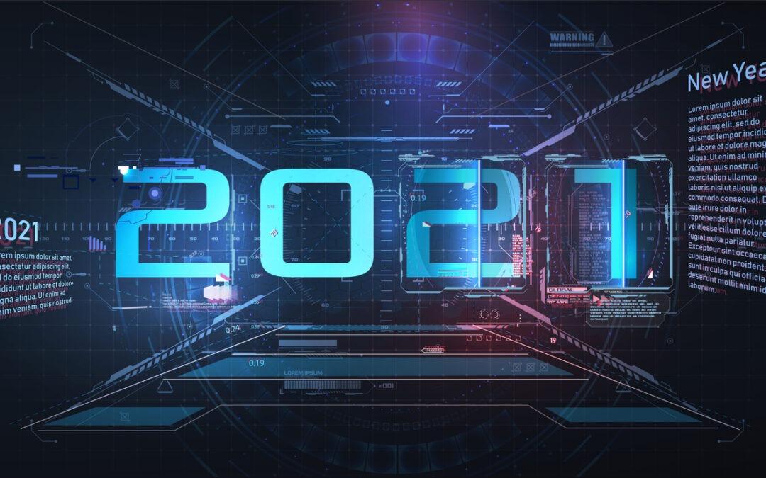 Tendências tecnológicas para 2021