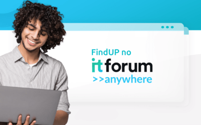 FindUP participa da segunda edição do IT Forum>Anywhere